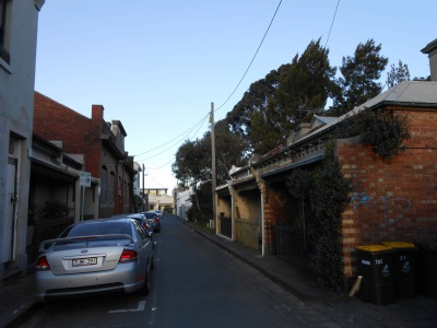Shakespeare Street North Carlton